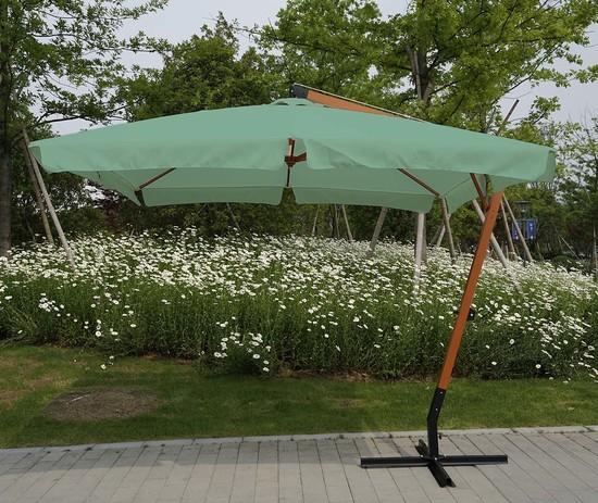 Фото №7 Садовый зонт Garden Way MADRID арт. SLHU010