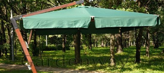 Фото №3 Садовый зонт Garden Way PARIS арт. SLHU007
