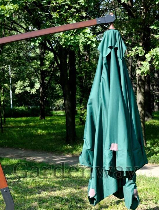 Фото №5 Садовый зонт Garden Way PARIS арт. SLHU007