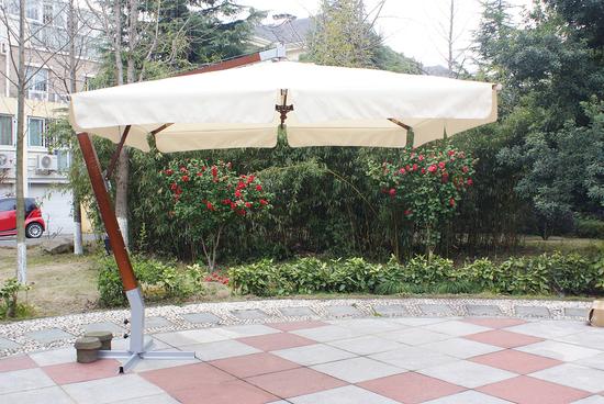 Фото №9 Садовый зонт Garden Way PARIS арт. SLHU007