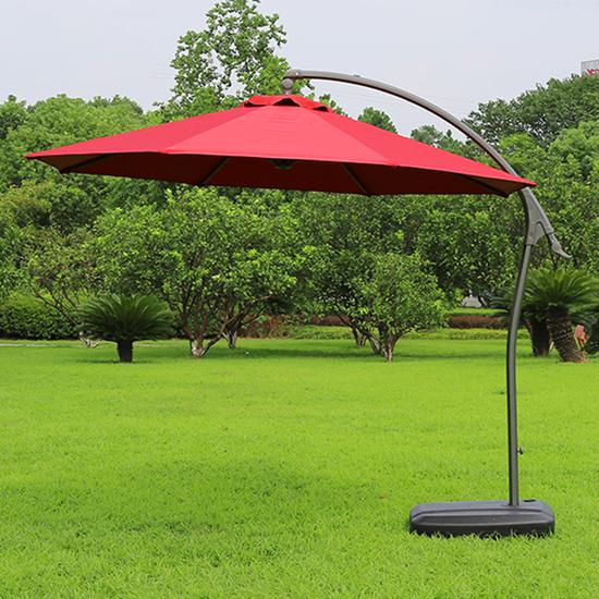 Фото №3 Садовый зонт Garden Way MARSEILLE Бордовый арт. А005