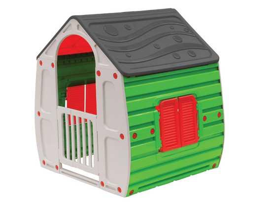 Фото №2 Детский игровой домик