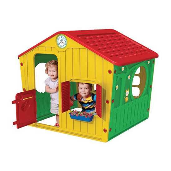 Фото №2 Детский домик-вилла арт. 01-561