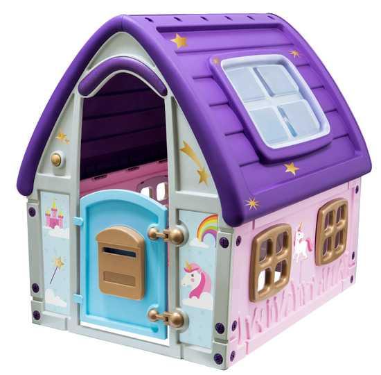 Сказочный детский игровой домик фото