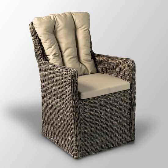 Фото №2 Кресло ГРАНАДА с подушкой