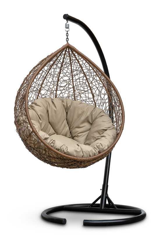Подвесное кресло SEVILLA VERDE + каркас фото