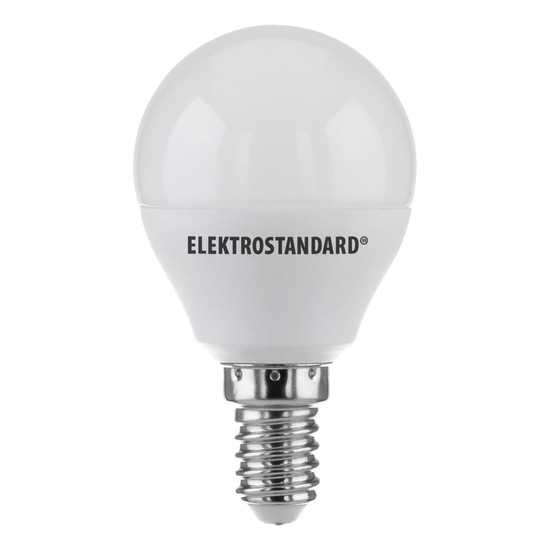 Светодиодная лампа Mini Classic LED 7W 4200K E14 матовое стекло фото