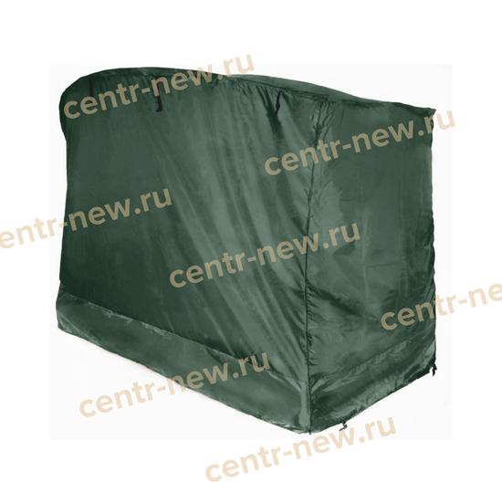 Чехол для качелей Оазис Люкс (зел) фото