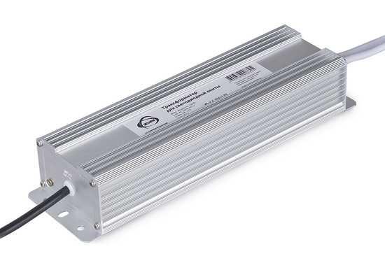 Трансформатор для светодиодной ленты 12V 100W IP67 100W 12V IP67 фото