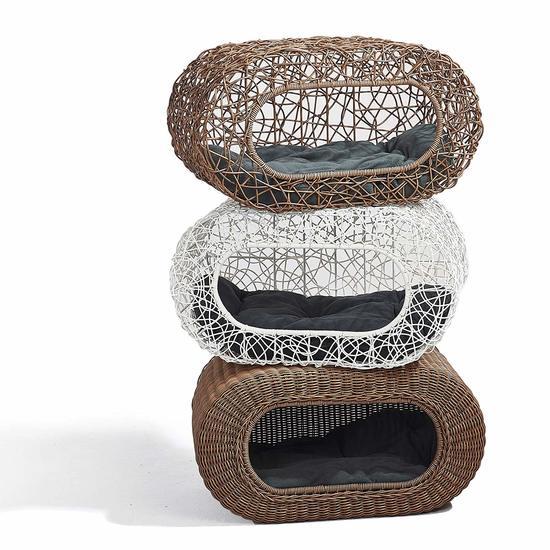 Фото №5 Лежанка-домик для кошки