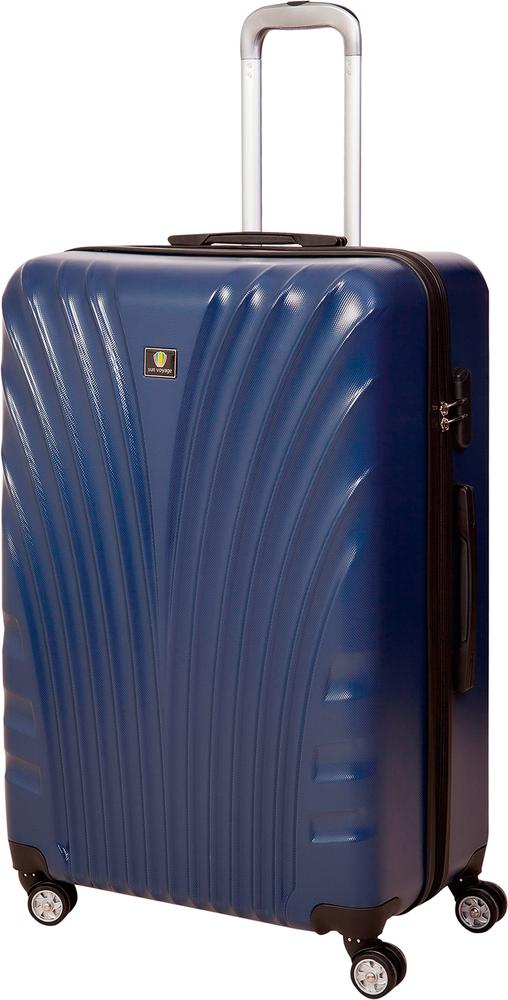 Чемодан PALM NAVY BLUE (размеры S, M, L) фото