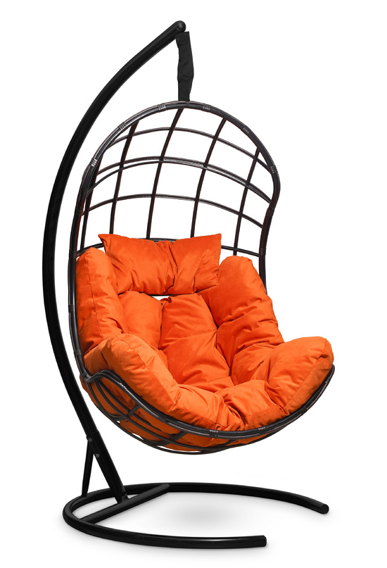 Фото №6 Подвесное кресло-кокон БАРСЕЛОНА ПЛЮС + каркас