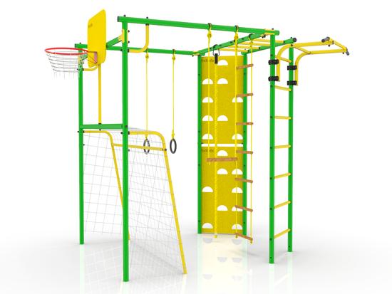 Детский спортивный комплекс АТЛЕТ-Т фото