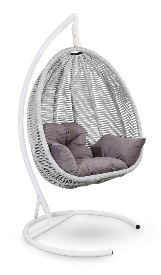 Фото №2 Подвесное кресло MARBELLA + каркас