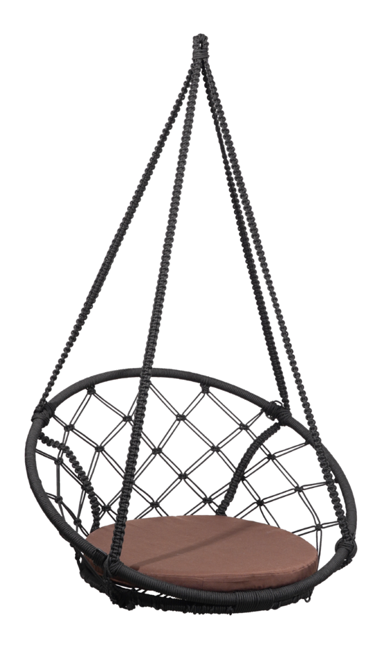 Фото №4 Складное кресло-кокон AOSTA