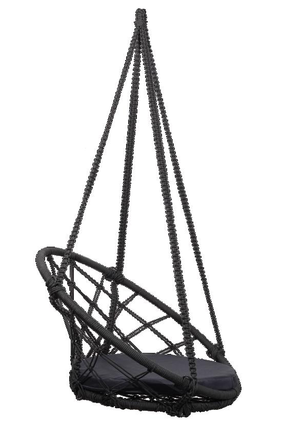 Фото №7 Складное кресло-кокон AOSTA