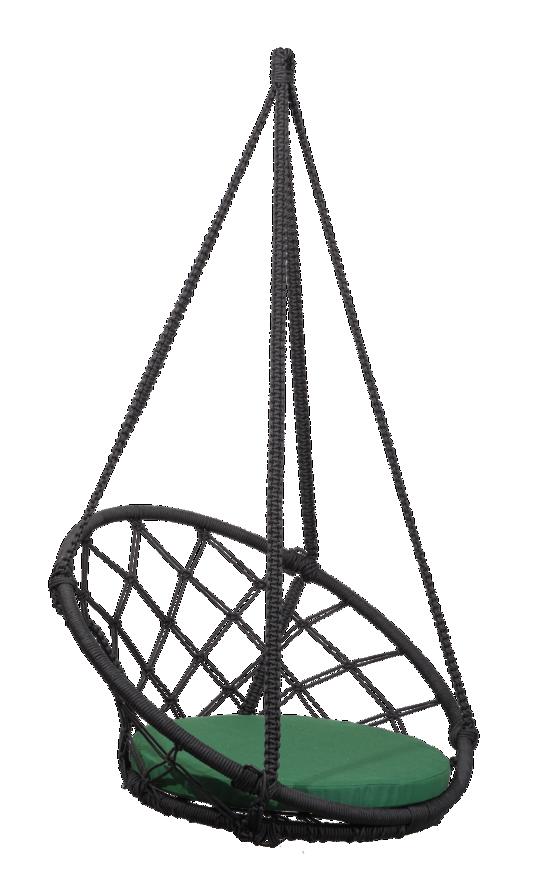 Фото №9 Складное кресло-кокон AOSTA