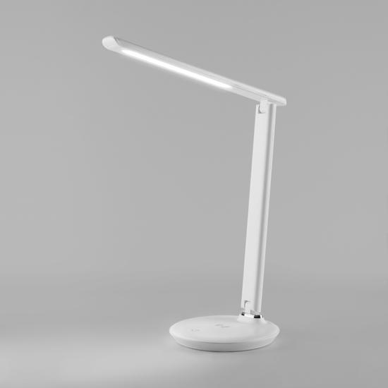 Фото №2 Настольный светодиодный светильник Brava белый TL90530