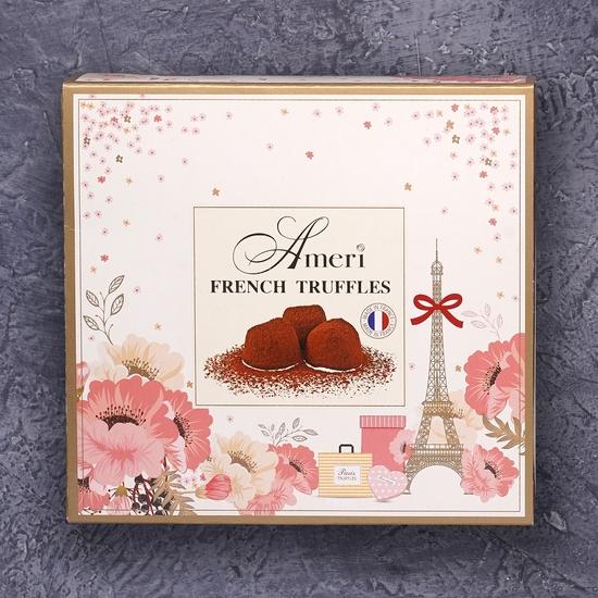 Фото №3 Шоколадные конфеты Ameri French Truffles