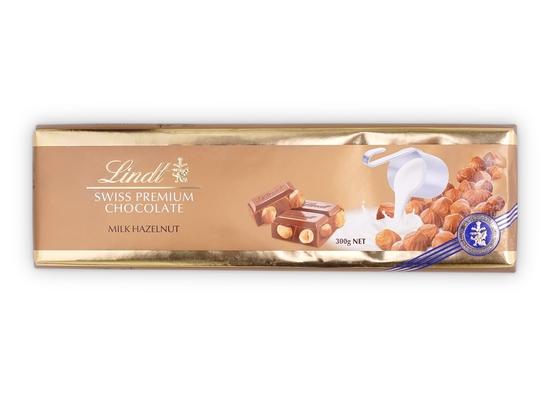 Фото №3 Шоколад Lindt Swiss Premium Chocolate 300г