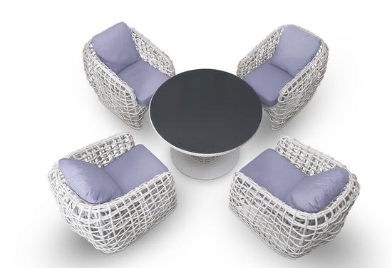 Фото №3 Комплект мебели DERBENT