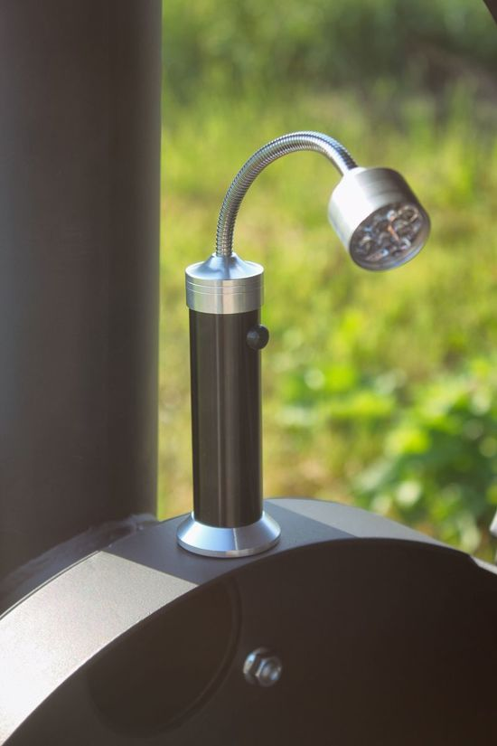 Фото №3 Беспроводной магнитный фонарь БФ-1 для мангала