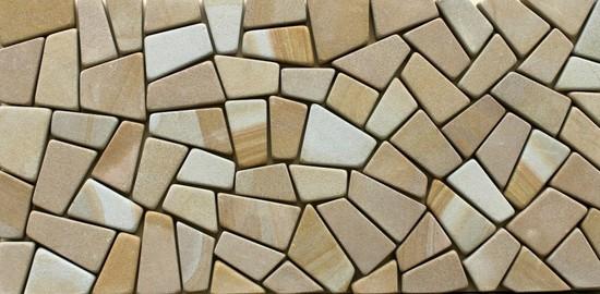 Фото №2 Песчаник брусчатка (Готика) арт. PL36