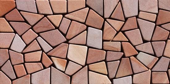 Фото №2 Песчаник брусчатка (Готика) арт. PL37