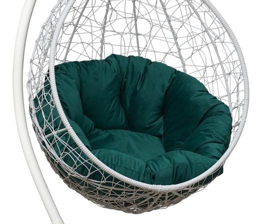 Фото №5 Подушка для подвесного кресло SEVILLA VERDE VELOUR