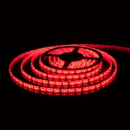 Фото №2 Светодиодная лента 2835/60Led 4,8W IP20 красный свет