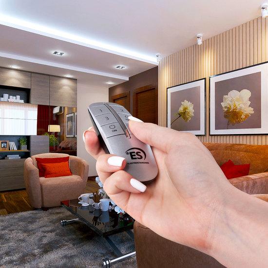 Фото №5 3-канальный контроллер для дистанционного управления освещением Y10