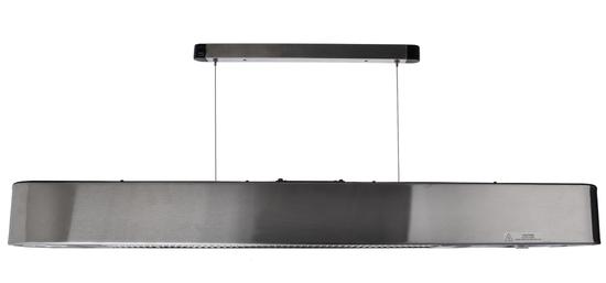 Фото №7 Электрический подвесной обогреватель Hugett Riesling Steel