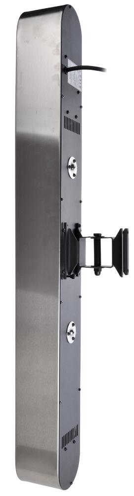 Фото №8 Электрический подвесной обогреватель Hugett Riesling Steel