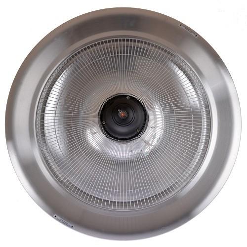 Фото №4 Электрический подвесной обогреватель Hugett Taket Steel 2125