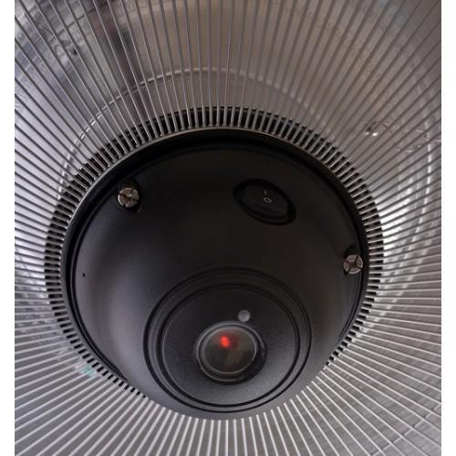 Фото №9 Электрический подвесной обогреватель Hugett Taket Steel 2125