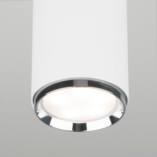 Фото №3 Светильник потолочный белый MRL 1013