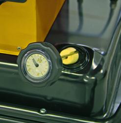 Фото №2 Датчик уровня топлива (215 мм) Oklima