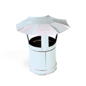 Фото №2 Стальной дымоход (диаметр 150 мм) Oklima