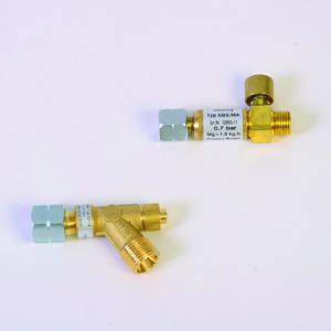 Фото №2 Клапан подачи газа (для моделей SG 120, SG 180, SG 260, SG 340) Oklima