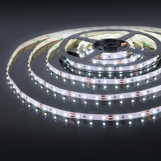Фото №2 Набор светодиодной ленты 5m 2835 12V 120Led 9.6W IP20 6500K холодный белый (SLS 01 WW IP 20) SLS 01 WW IP 20