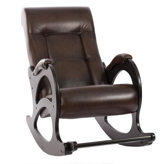 Фото №2 Кресло-качалка Модель 44 без лозы
