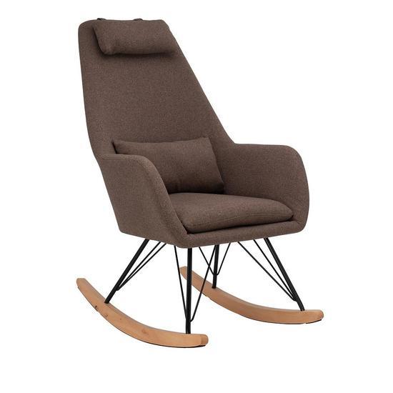 Фото №2 Кресло-качалка LESET MORIS