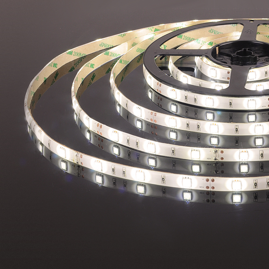 Фото №2 Светодиодная лента 5050/30 LED 7,2W IP65 дневной белый 4200К