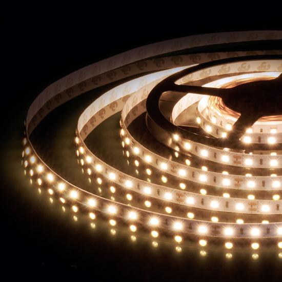 Фото №2 Светодиодная лента 5050/60 LED 14,4W IP20 дневной белый 4200К
