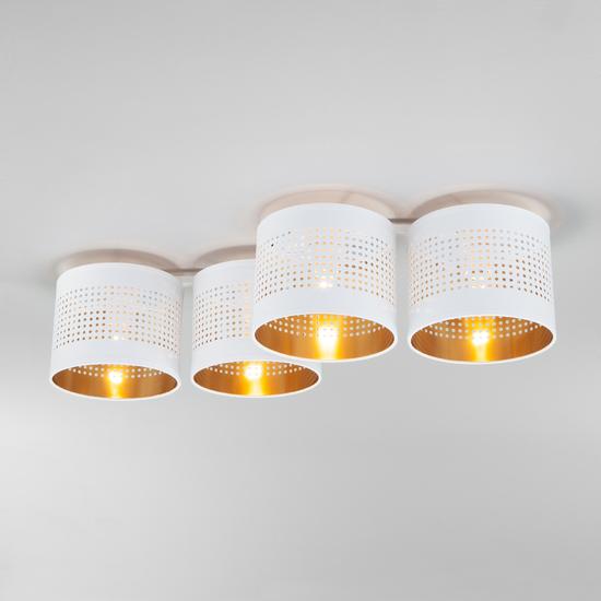 Фото №3 Потолочный светильник 854 Tago white