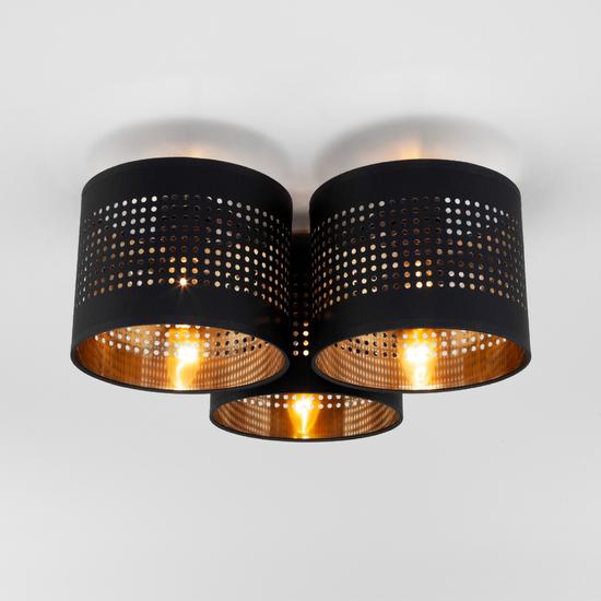 Фото №2 Потолочный светильник 851 Tago black