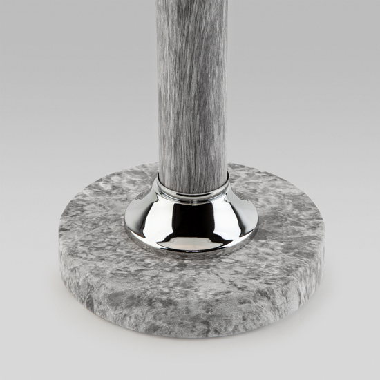 Фото №5 Классическая настольная лампа 60019/1 мрамор