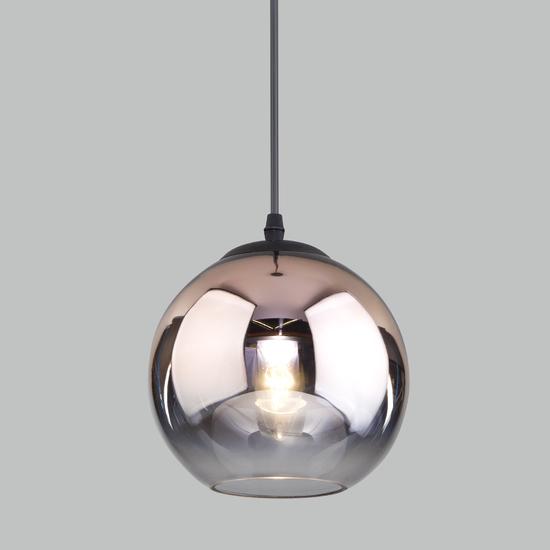 Фото №2 Подвесной светильник со стеклянным плафоном 50200/1 медь