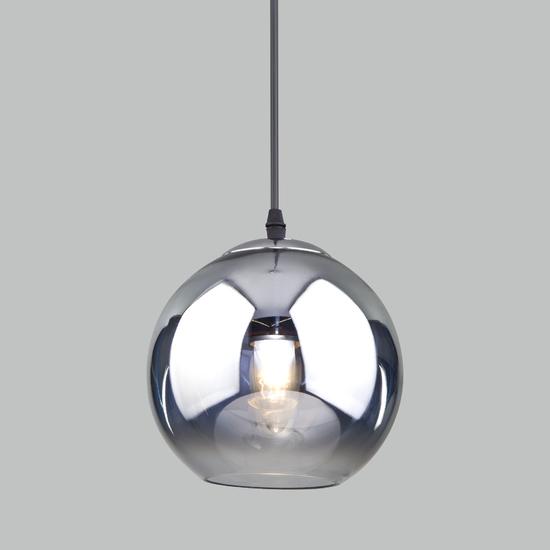 Фото №2 Подвесной светильник со стеклянным плафоном 50200/1 дымчатый