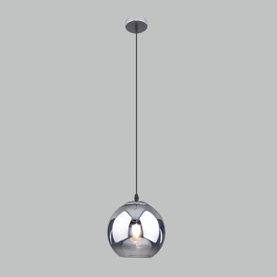 Фото №3 Подвесной светильник со стеклянным плафоном 50200/1 дымчатый